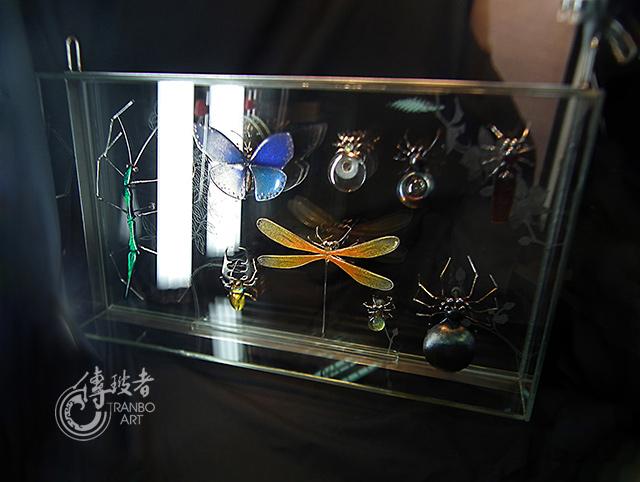 2015年臺灣工藝競賽「美術工藝組」入選作品:永恆DNA