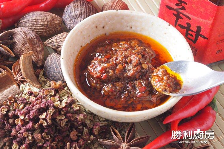 勝利廚房-辛甘香辣醬