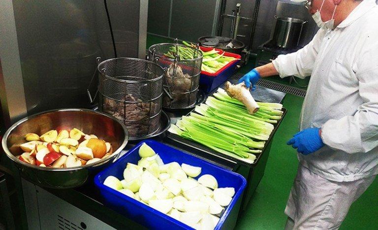 翻轉弱勢就業、開創自立人生 勝利廚房x安心好食=台灣新活力
