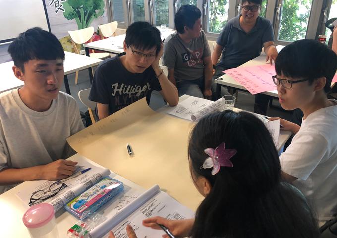107年度7月份身心障礙者庇護職場及社會企業專業人員培訓課程