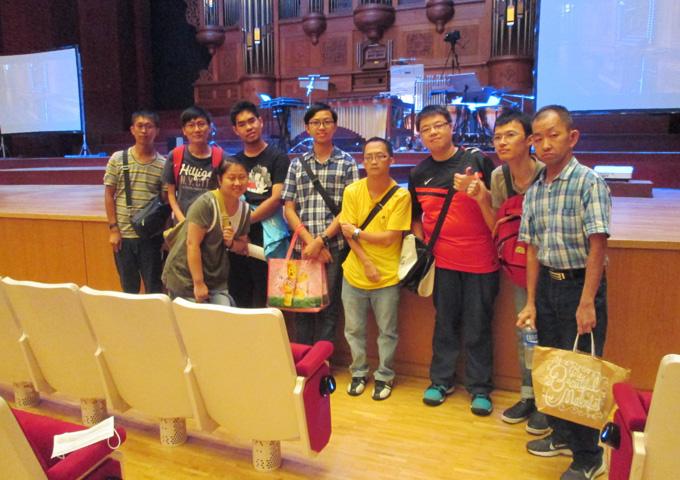 108年8月16日-音樂欣賞「顫慄夜曲」管風琴打擊音樂會