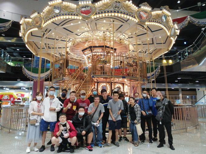 勝利員工旅遊-趣味台中二日遊1091121